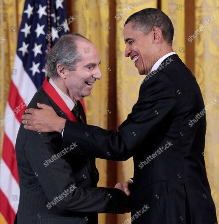 Editorial image of Spain Asturias Prize Roth, Washington, USA
