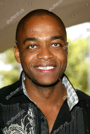 Stock Photo of Rick Worthy