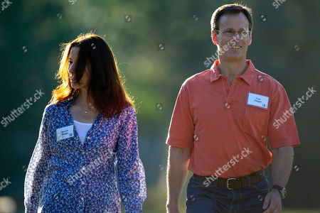 Tom Staggs, Melanie Staggs Tom Staggs, chairman of Disney Parks and Resorts, right, arrives with his wife Melanie Staggs, at the Sun Valley Inn for the 2011 Allen and Co. Sun Valley Conference, in Sun Valley, Idaho