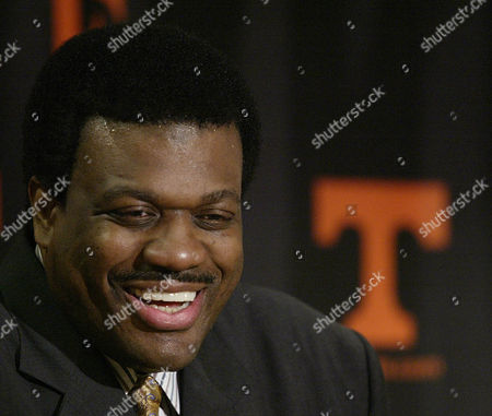 Bernard King Former Tennessee basketball player, Bernard King, smiles as he speaks to reporters before the Tennessee-Kentucky basketball game in Knoxville, Tenn. King's jersey will be retired at a halftime ceremony