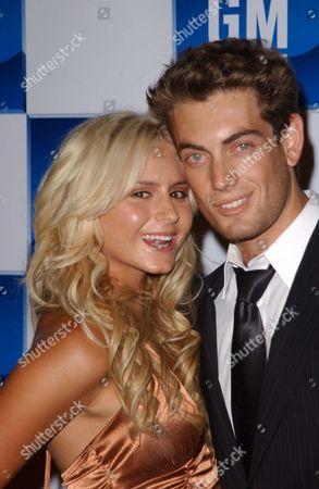 Anastasia Ashley and Adam Taki