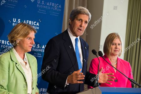 Editorial image of US Africa Summit, Washington, USA