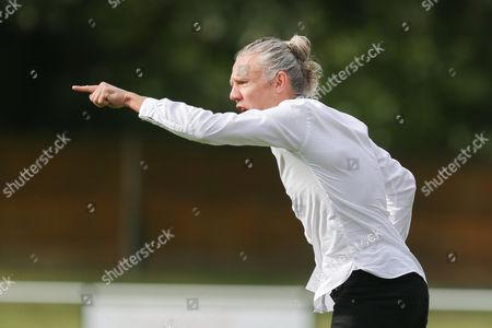 Leatherhead manger Jimmy Bullard during Leatherhead vs Needham Market, Ryman League Premier Division Football at Fetcham Grove on 24th September 2016