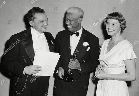 Editorial photo of Academy Awards 1948, Los Angeles, USA
