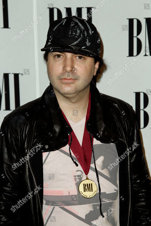 Stock Picture of Kevin Rudolf Kevin Rudolf arrives at the 59th Annual BMI Pop Music Awards in Beverly Hills, Calif., . The songwriters and publishers of the most performed pop songs in the United States are honored at this event