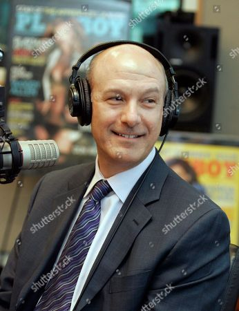 Stock Picture of Bob Meyers Bob Meyers, Executive Vice President and President, Media, of Playboy Enterprises, appears at Sirius Satellite Radio in New York