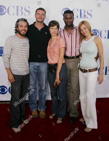 Michael Irby, Scott Foley, Audrey Marie Anderson, Demore Barnes