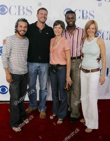 Stock Picture of Michael Irby, Scott Foley, Audrey Marie Anderson, Demore Barnes