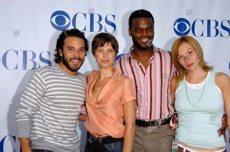 Editorial picture of 2006 CBS TCA Summer Press Party, Pasadena, California - 15 Jul 2006