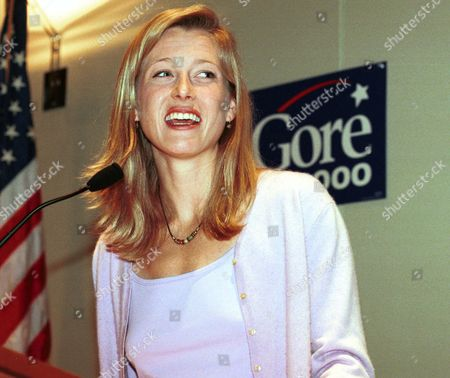GORE SCHIFF Karenna Gore Schiff started a campaign tour of Tennessee for her father Vice President Al Gore in Johnson City, Tenn. . Schiff is the first member of the Gore Family to campaign in Tennessee since the Democratic Convention