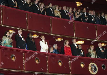 Editorial photo of KENNEDY CENTER HONORS, WASHINGTON, USA
