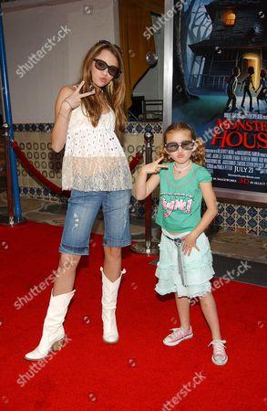 Miley Cyrus and Noah Lindsey Cyrus