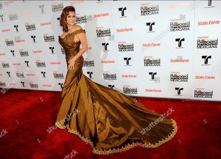 Carmen Jara Carmen Jara arrives at the first annual Mexican Billboard Awards, in Los Angeles