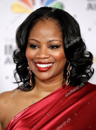 Editorial photo of NAACP Image Awards Arrivals, Los Angeles, USA