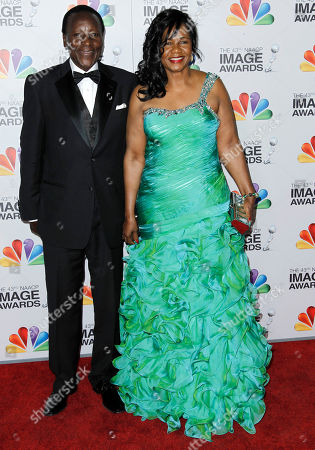 Oliver Litondo Oliver Litondo and guest arrive at the 43rd NAACP Image Awards, in Los Angeles