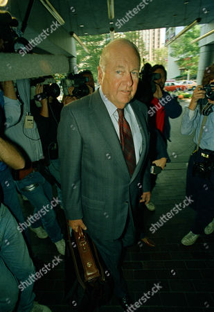 Dallas Cowboys president Tex Schramm arrives at the Four Seasons Hotel in Philadelphia, to join NFL. Management Council's Jack Dolan and NFL players Association's Gene Upshaw were in continued negotiations on the second day of the NFL players strike
