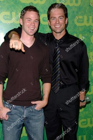 Aaron Ashmore and Michael Muhney