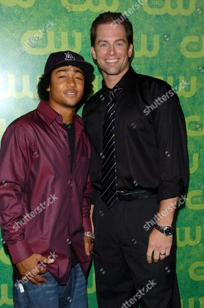 Percy Daggs III and Michael Muhney