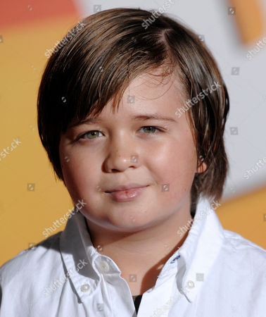 "Conner Rayburn Conner Rayburn poses at the premiere of the animated film ""Bolt"" in Los Angeles"