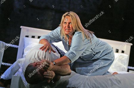 Editorial image of 'Love Counts' by Michael Nyman at the Almeida Opera, London, Britain - Jul 2006