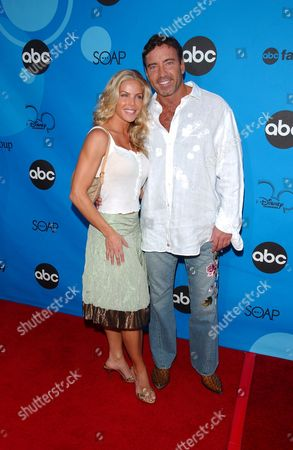 Dr. Garth Fisher and Jessica Canseco
