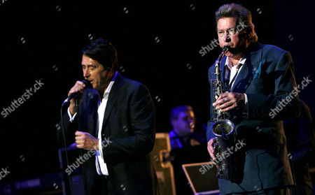 Roxy Music - Bryan Ferry and Andy Mackay