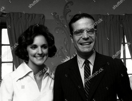 THEODORE SORENSEN Theodore C. Sorensen, 41, former aide to the late President Kennedy, stands with his fiancee, Gillian Martin, 28, at a party given in their honor in New York City