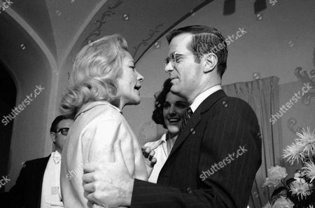 Theodore Sorenson, Lauren Bacall Ted Sorensen, former aide to PresidentJohn F. Kennedy, speaks with actress Lauren Bacall during a reception for Sorenson and his fiancee, Gillian Martin, at the St. Regis Hotel in New York on