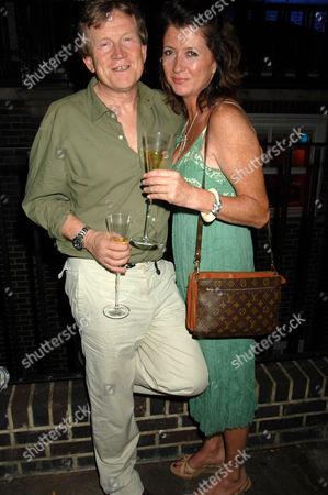 Duncan Heath and wife