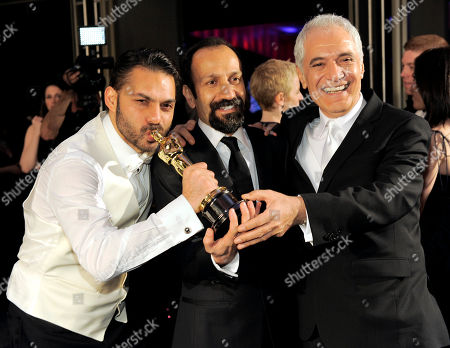Editorial picture of 84th Academy Awards Governors Ball, Los Angeles, USA