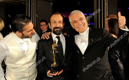 Editorial photo of 84th Academy Awards Governors Ball, Los Angeles, USA