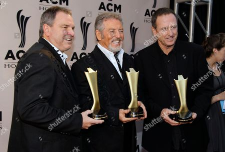 Larry Gatlin, Steve Gatlin, Rudy Gatlin The Gatlin Brothers arrive at the Academy of Country Music Honors show, in Nashville, Tenn. From left are Steve, Larry, and Rudy Gatlin