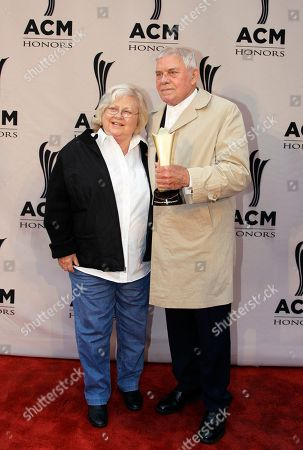 Tom T. Hall, Dixie Hall Tom T. Hall, and his wife, Dixie, arrive at the Academy of Country Music Honors show, in Nashville, Tenn