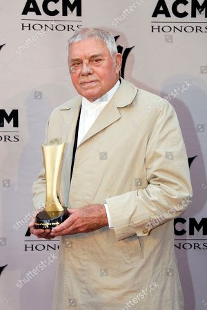Tom T. Hall Tom T. Hall arrives at the Academy of Country Music Honors show, in Nashville, Tenn