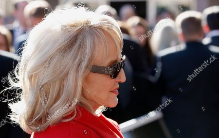 Jan Brewer Outgoing Arizona Gov. Jan Brewer takes in the festivities prior to new governor Doug Ducey taking the oath of office during inauguration ceremonies at the Arizona Capitol, in Phoenix