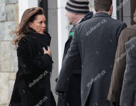 Vanessa Williams Actress Vanessa Williams arrives for the funeral Mass for R. Sargent Shriver at Our Lady of Mercy Catholic church in Potomac, Md., just outside Washington, . Shriver, the man responsible for launching the Peace Corps after marrying into the Kennedy family, died last Tuesday at age 95 after suffering from Alzheimer's disease for years