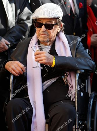 Paul Mazursky Actor/director Paul Mazursky is honored with a star on the Hollywood Walk of Fame in Los Angeles