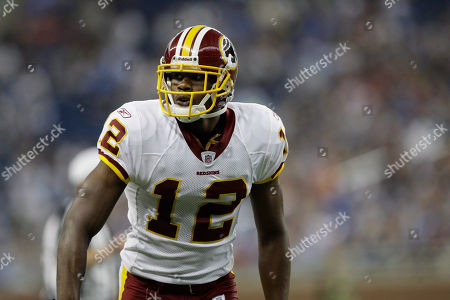 Malcolm Kelly Washington Redskins wide receiver Malcolm Kelly lines up against the Detroit Lions in the first quarter of an NFL football game in Detroit