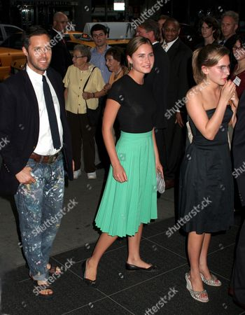 David Lauren, Lauren Bush and Ashley Bush