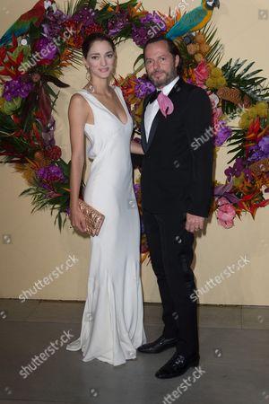 Sofia Sanchez Barrenechea and Alexandre de Betak
