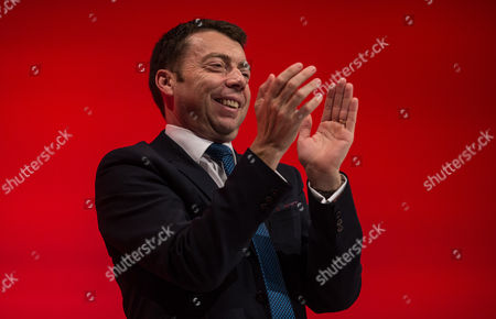 Iain McNicol, General Secretary of the Labour Party