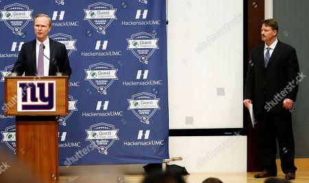 Editorial image of Giants McAdoo Football, East Rutherford, USA
