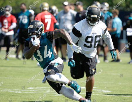 Editorial image of Jaguars Football, Jacksonville, USA