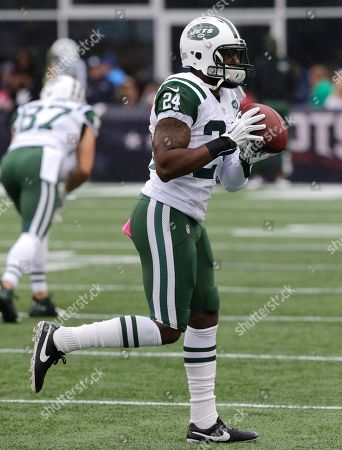Editorial photo of Jets Patriots Football, Foxborough, USA