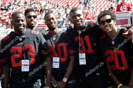 Editorial photo of Packers 49ers Football, Santa Clara, USA