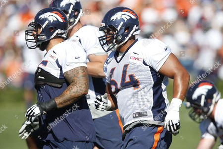 Editorial image of Broncos Camp Football, Englewood, USA