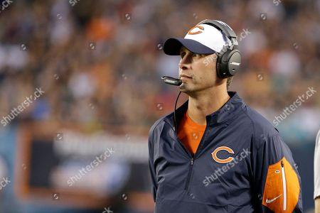 Adam Gase Chicago Bears offensive coordinator Adam Gase during the first half of an NFL preseason football game against the Miami Dolphins in Chicago. Chip Kelly, Gase and Mike Shanahan are just a few of the hot names for teams looking for a new head coach