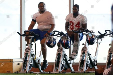 Editorial image of Giants Football, East Rutherford, USA
