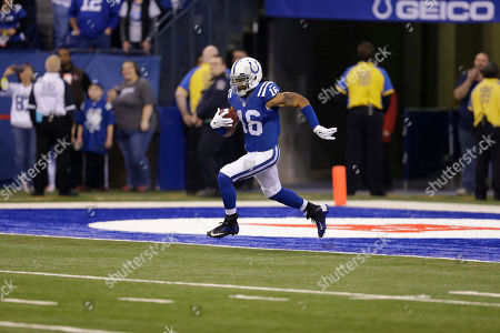 Josh Cribbs Indianapolis Colts wide receiver Josh Cribbs returns the open kickoff from Houston Texans during the first half of an NFL football game in Indianapolis