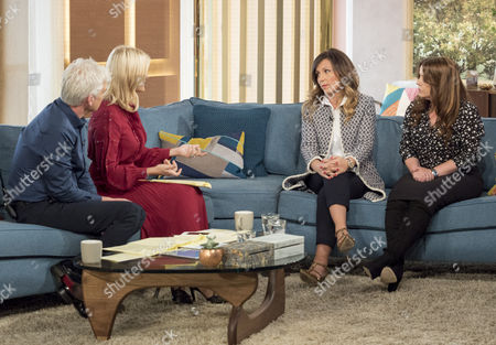 Editorial photo of 'This Morning' TV show, London, UK - 26 Sep 2016
